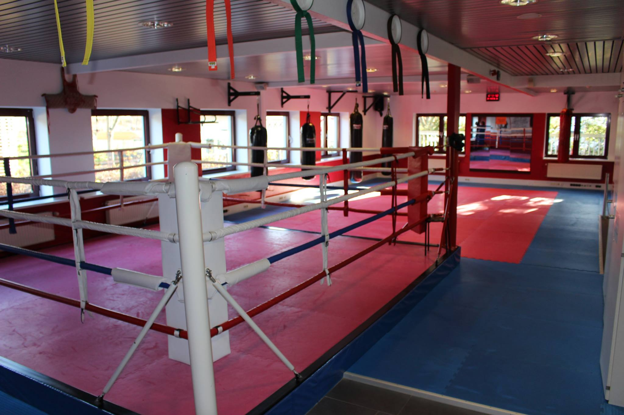 Das Masai Gym