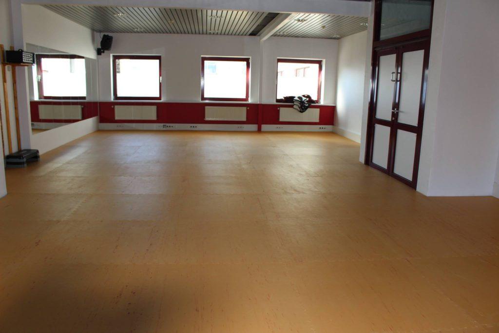Das Masai Gym Raum2